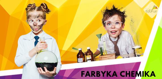 Fabryka Chemika półkolonie dla dzieci