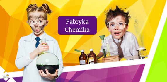 Półkolonie Fabryka Chemika w EduFun