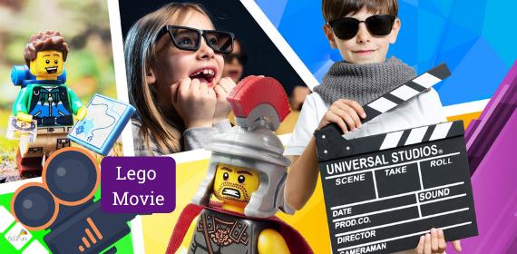Półkolonie LegoMovie w EduFun
