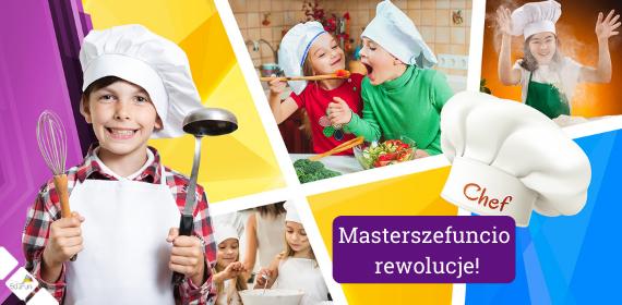 Półkolonie Masterszefuncio - rewoulucje w EduFun