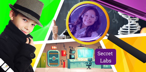Półkolonie Secret Labs w EduFun
