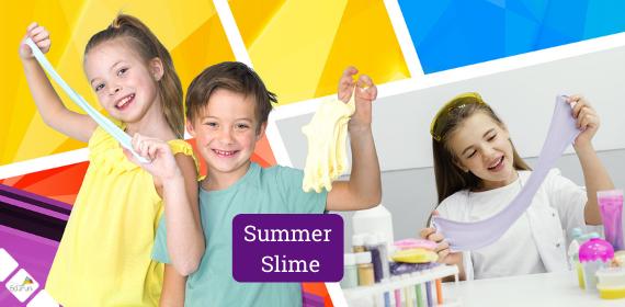 Półkolonie Summer Slime w EduFun